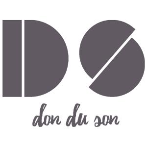 Célia RATTO | Graphisme, Illustration et Sérigraphie | Références clients | Don du Son - Association musicale à Dijon