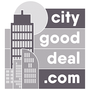Célia RATTO | Graphisme, Illustration et Sérigraphie | Références clients | City Good Deal - petites annonces - Londres