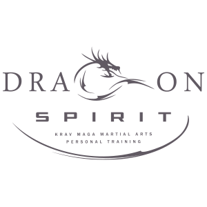 Célia RATTO | Graphisme, Illustration et Sérigraphie | Références clients | Dragon Spirit - association de Krav Maga à Annecy et Bellegarde