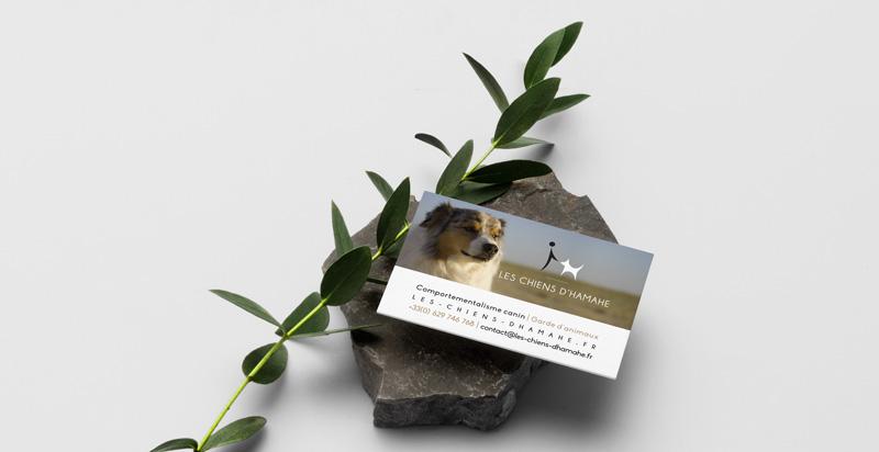 Célia RATTO | Graphiste Freelance à Annecy, Création de cartes de visite