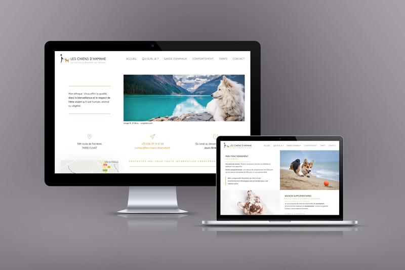Célia RATTO | Graphiste Freelance à Annecy, Refonte du site web avec WordPress