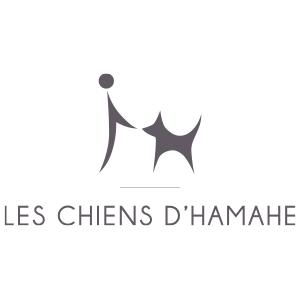 Célia RATTO | Graphisme, Illustration et Sérigraphie | Références clients | Les chiens d'Hamahe, garde d'animaux, comportementalisme canin à Cuvat