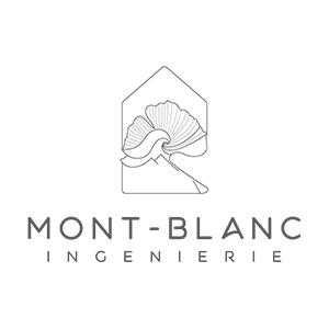 Célia RATTO | Graphisme, Illustration et Sérigraphie | Références clients | Mont-Blanc Ingénierie - fluides en bâtiment