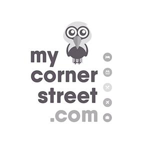 Célia RATTO | Graphisme, Illustration et Sérigraphie | Références clients | My Corner Street - petites annonces - Londres