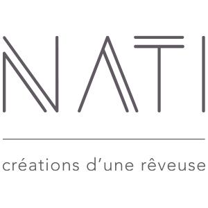 Célia RATTO | Graphisme, Illustration et Sérigraphie | Références clients | NATI - créatrice de mode à Villaz