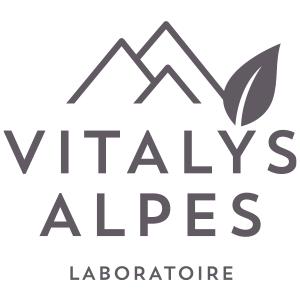 Célia RATTO | Graphisme, Illustration et Sérigraphie | Références clients | Vitalys Alpes - Laboratoire